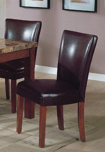 $131.20 & FREE SHIPPING - Soho Collection Parson Dining Chair (Set of 2) AtHomeMart http://www.amazon.com/dp/B000FBLFAI/ref=cm_sw_r_pi_dp_kAEJtb1ASNPH5V29