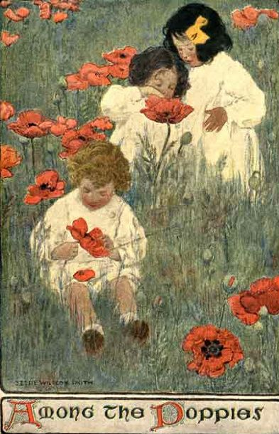 Among The Poppies.bmp
