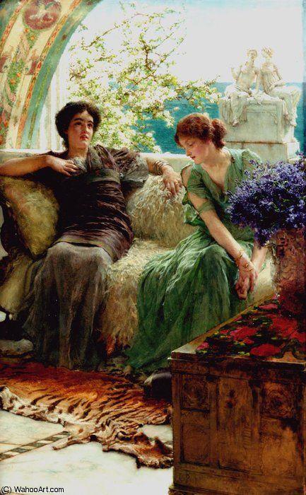 Sir Lawrence Alma Tadema.