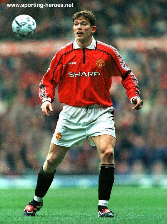 Jesper Blomqvist - Manchester United | Manchester united players, Manchester  united legends, Manchester united