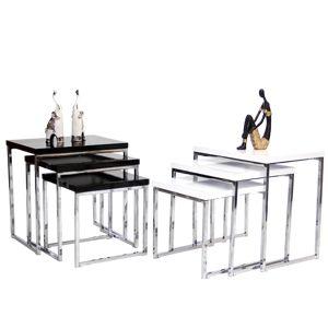N1101 Modern Slim Nesting Table Mandaue Foam Philippines Furniture Store Polyurethane Foam