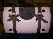 Pet Carrier  Pink by Companion Road FREE SHIPPING.
