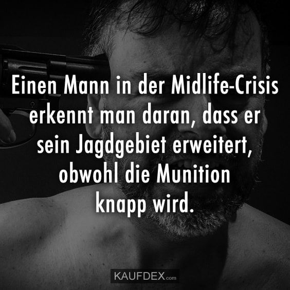 Männer midlife krise Midlife Crisis