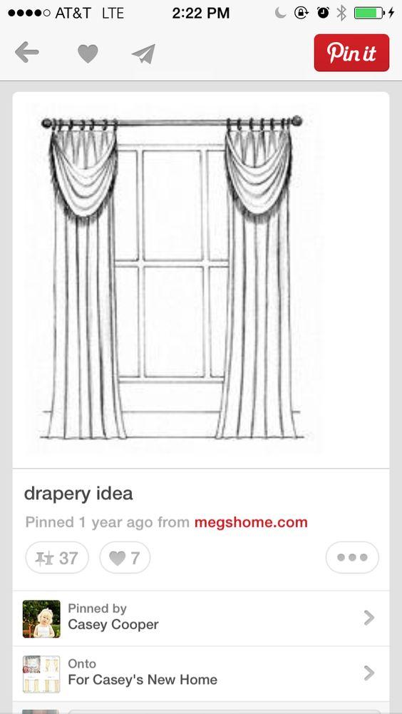Drape ideas