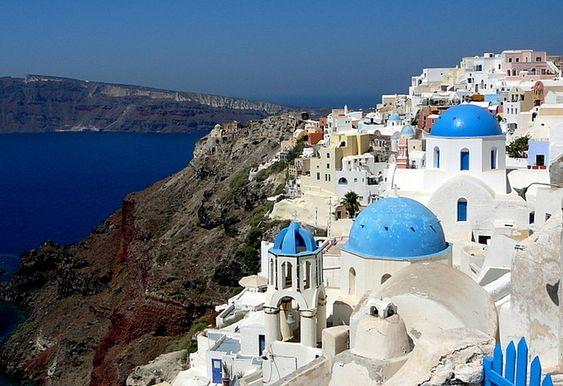 Greece - to explore mythology