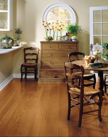 Bruce Hardwood Oak Butterscotch 7 Inch Home Decor