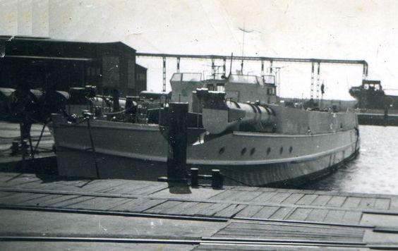 Die Schnellboot-Seite - S-Boote VM - Shershen