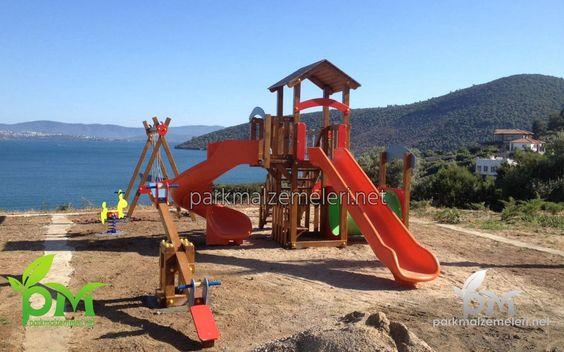 Muğla Bodrum Çocuk oyun parkı Kamelya | Çocuk Oyun Parkı - Kamelya İmalatı: