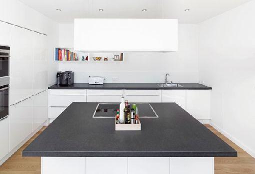 homeplaza ma gefertigte arbeitsplatten aus naturstein sorgen f r wohnlichkeit harmonie in. Black Bedroom Furniture Sets. Home Design Ideas