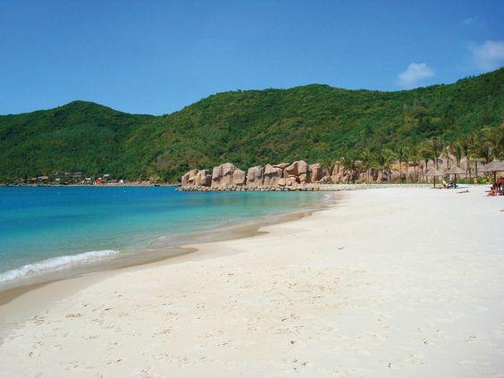Nha Trang: the beach capital of Vietnam.
