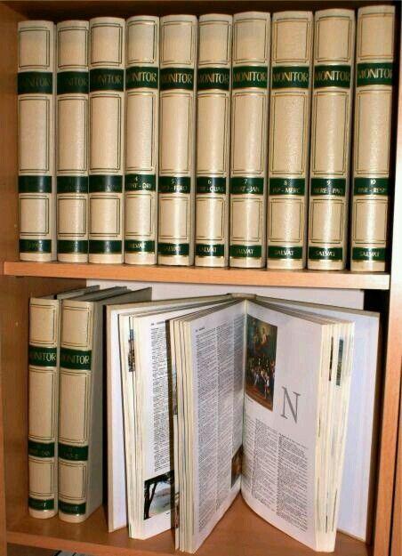Enciclopedias por metros