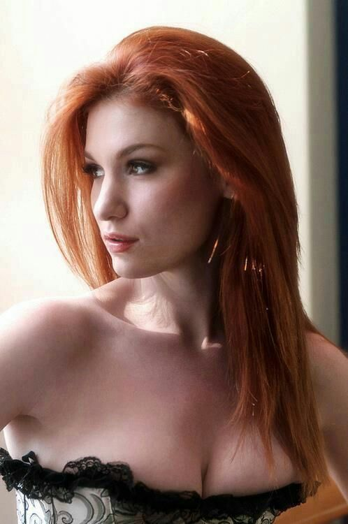 Redheads, Beauty and Beautiful redhead on Pinterest