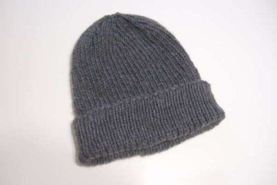 Free Hat Knitting Patterns Straight Needles : Pinterest   The world s catalog of ideas