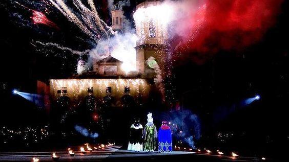 La cabalgata más antigua de España aspira a Patrimonio de la Humanidad. La tradicional Cabalgata de los Reyes Magos de Alcoy (Alicante)