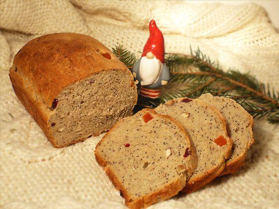 chleb świąteczny
