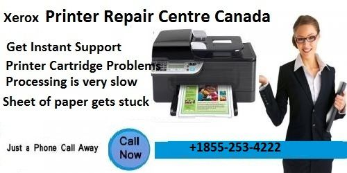 Are You Facing With Problems With Your Xerox Printer Like The