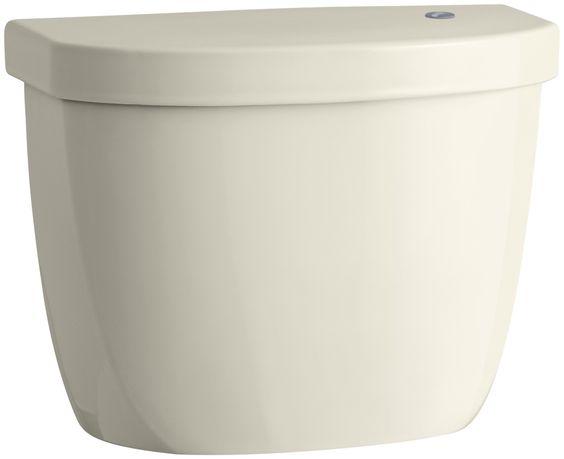 Cimarron Tank for K-6418 Elongated Touchless Toilet