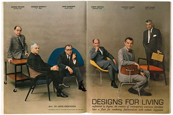 El mejor diseño de mediados del siglo XX - AD España, © MID CENTURY MODERN (Thames & Hudson)