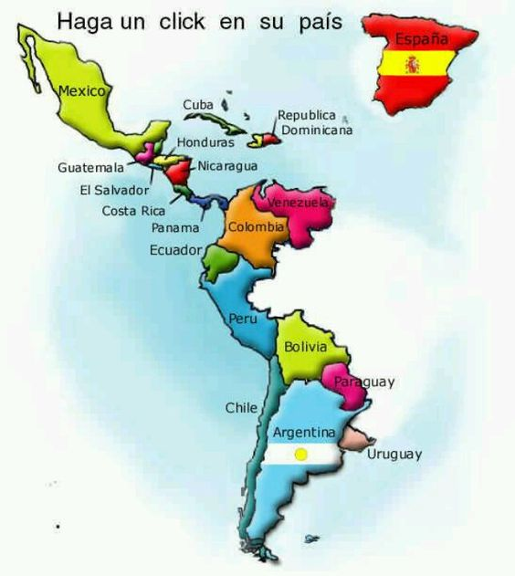 An analysis and geography of the country of spain