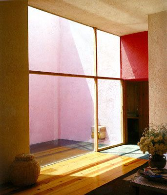 Architecture of Mexico: the houses of Luis Barragan : Mexico Culture & Arts