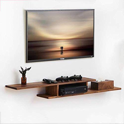 New Wall Mounted Tv Cabinet Wall Shelf Floating Shelf Tv