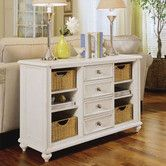 Found it at Wayfair - Camden Console Table. For the living room