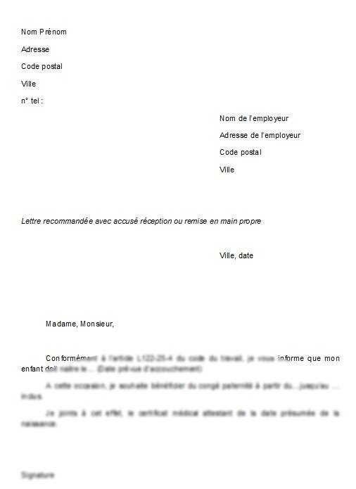 18 Model De Demande Modeles De Lettres Lettre A Lettre Administrative