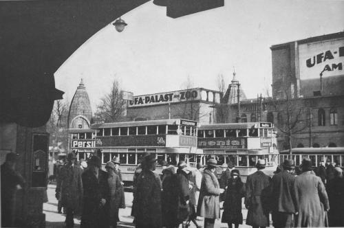 UfA Palast am Zoo 30er Jahre