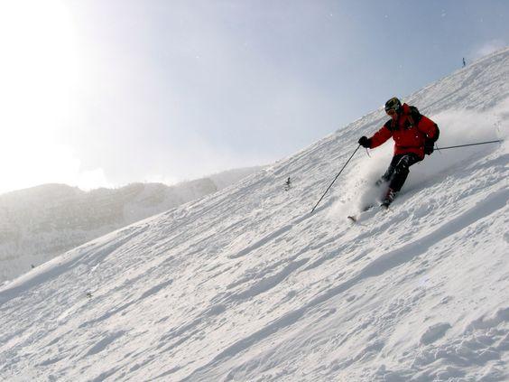 Perfect Ski Weather