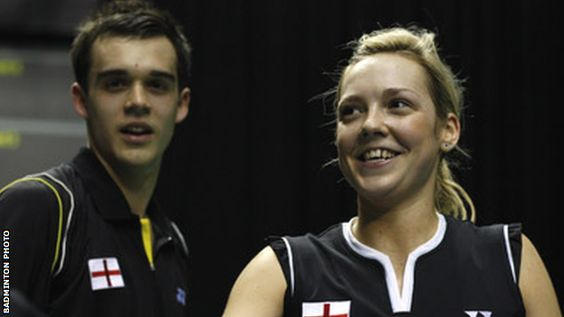 Not since Cyril and Dorothy Wright sailed their way to Olympic gold in 1920 has a married British couple, competing side-by-side, won an Olympic title. But badminton's mixed-doubles duo Chris Adcock and Gabby White believe they can end that run at the 2016 Rio Games.