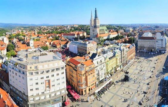 Zagreb (Croácia) - Apesar de ser a capital, Zagreb está longe de ser o destino preferido dos turista... - Shutterstock