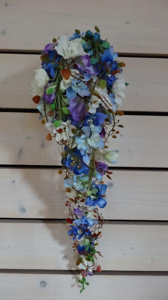 ein Brautstrauß für die Ewigkeit... http://de.dawanda.com/shop/pruseliese