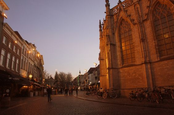 Picturesque City Of Breda - eTramping.com