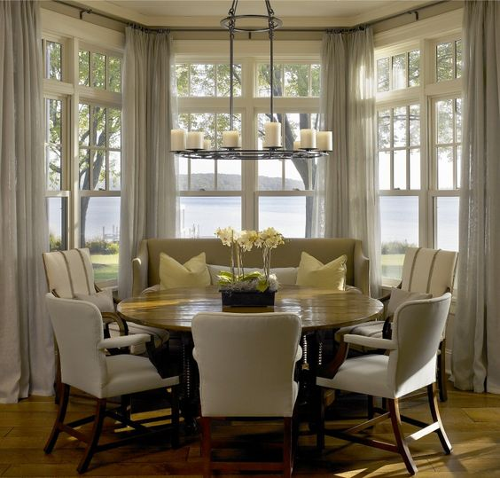 Beautiful Bay Windows:
