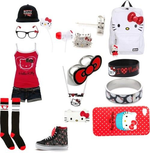 Hello Kitty outfits at target | Hello Kitty! - Hello Kitty Outfit / sincerelylele