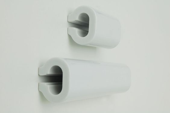 Drawer handle porcelain, cabinet handle, drawer pull, ceramic cupboard knob | Zangra.com
