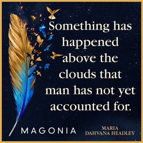 The Most Stunning Quotes from Magonia | Blog | Epic Reads