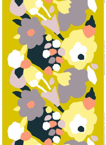 Floral pattern & great color combo.                                                                                                                                                      More