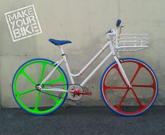 Galleria - Progetti speciali | Bici personalizzate - Bici uniche - Configuratore fixed