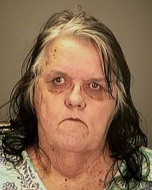 Funny Mug Shots: 20 of Worst, Bad & Crazy | Woman face ...