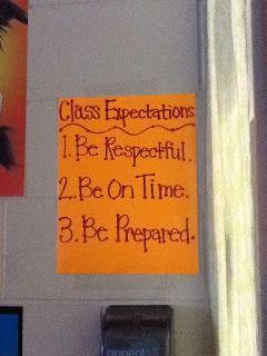 The Secrets of a Middle School Teacher: Classroom Ideas