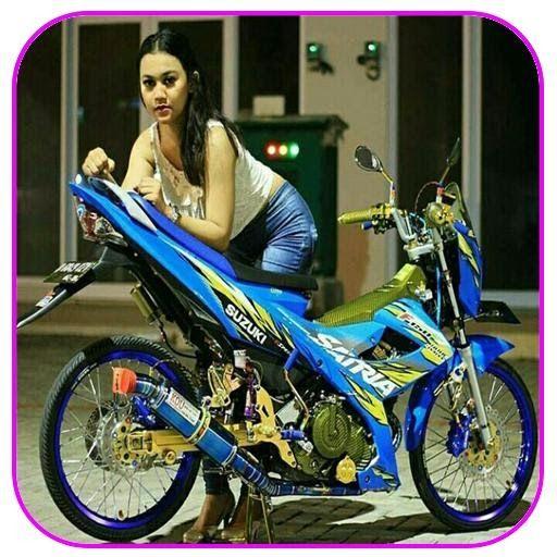 Gambar Motor Satria Fu 2015 Modifikasi Motor Satria Fu For Android Apk Download Download Suzuki Satria Fu 150 White Fighter Indonesia T Di 2020 Motor Gambar Honda