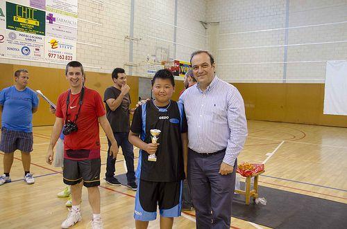 Trobada final de festa Club Esportiu Calafell 31/5/2014