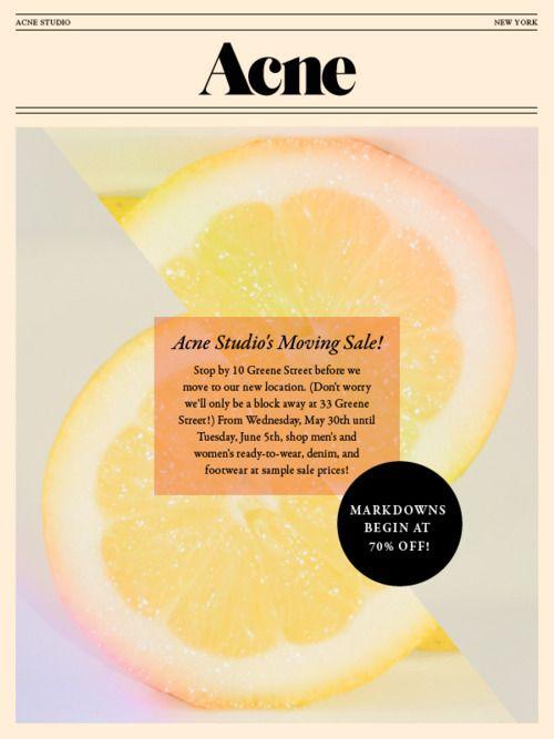 acne # lemon