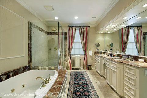 "scroll bathroom runner rug | bathroom rug - why not?"" | master"
