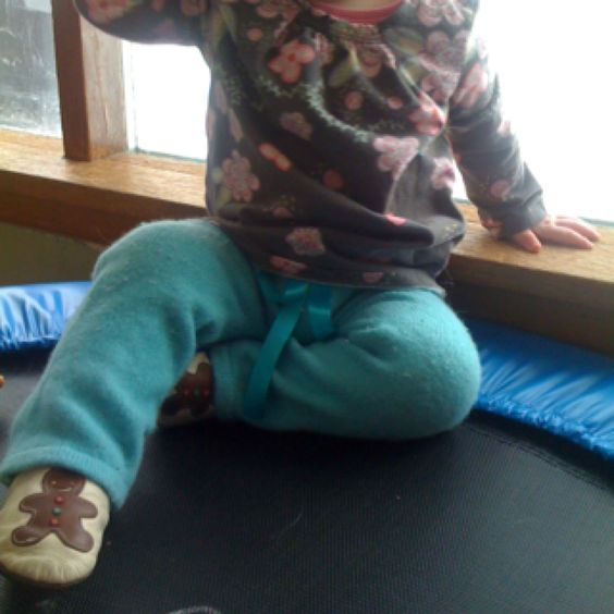 Felt an old sweater, cut & sew into baby pants!  Angora & lambswool pants