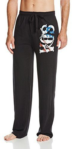 Bioworld Men's Sons Of Anarchy Knit Lounge Pant