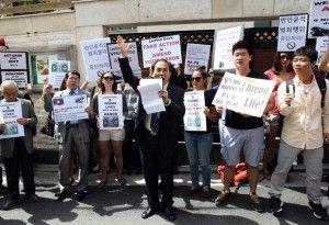 Activists criticize reported North Korean repatriation