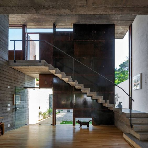 Pepiguari House / Brasil Arquitetura http://archdai.ly/1iNmnVR