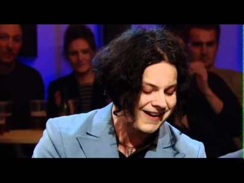 Jack White - Interview + Hip (Eponymous) Poor Boy [Later... with Jools Holland]